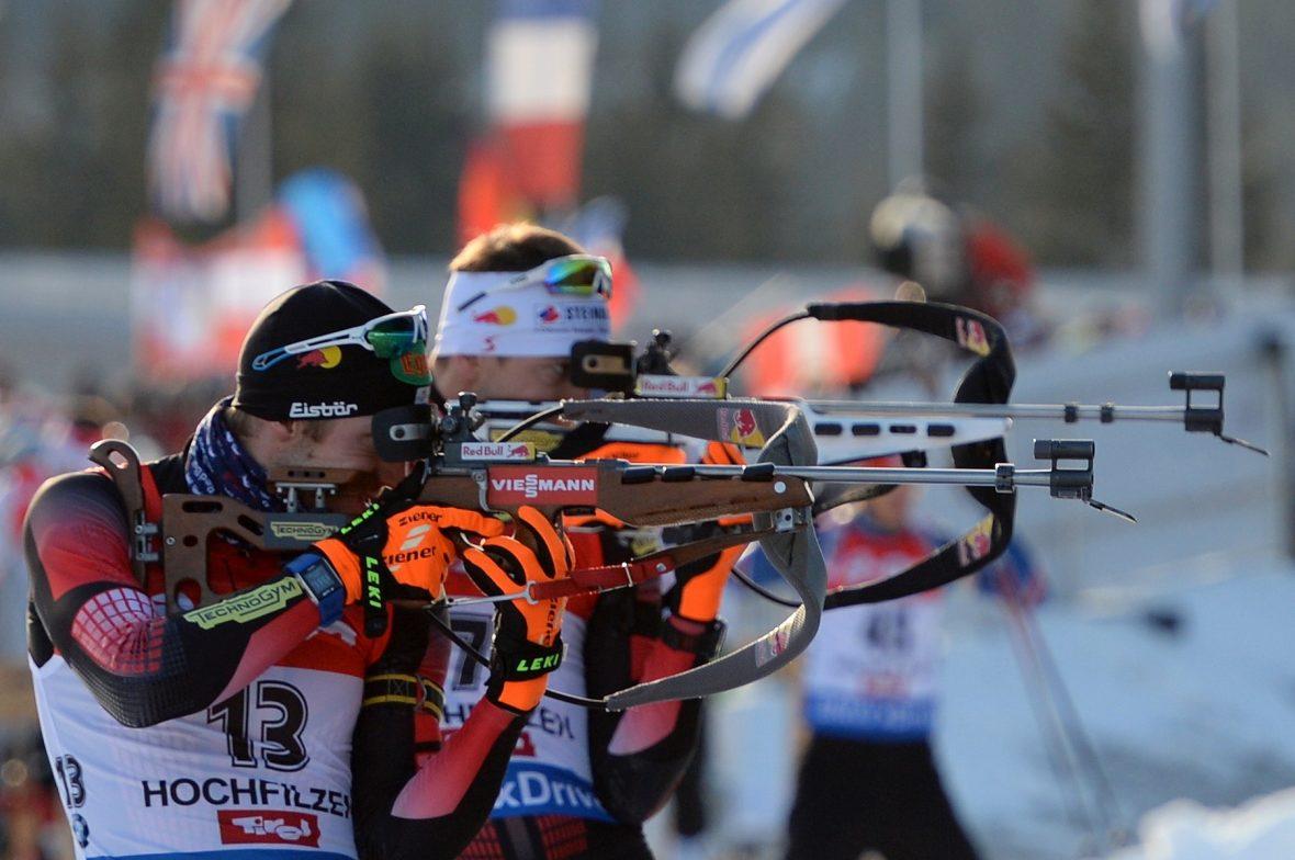 Biathlon WM 2017 in Hochfilzen